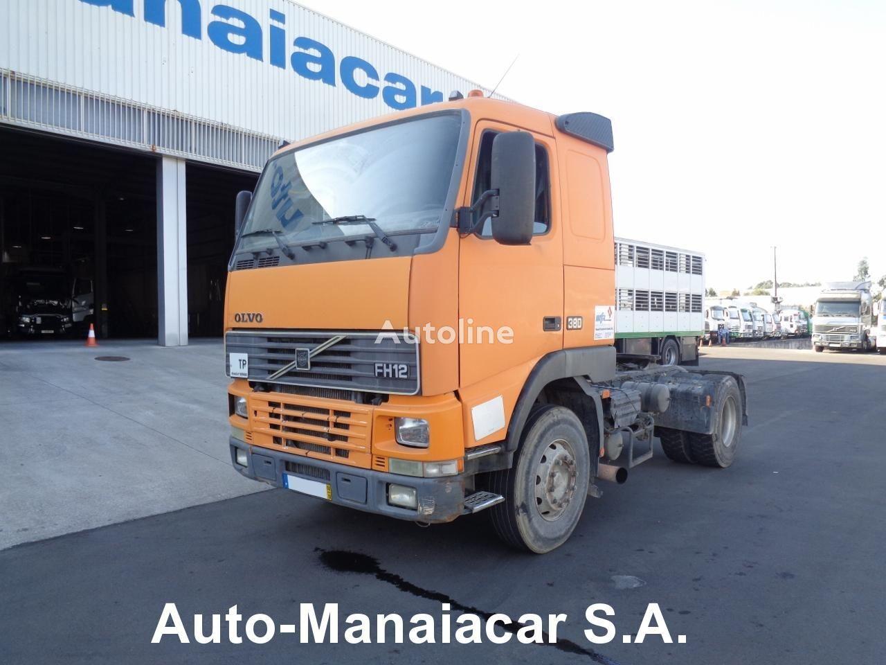 VOLVO FH12 380 C.BAIXA  2000 tractora