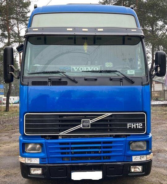 VOLVO FH12 420 GLOB XXL MANUAL KLIMA WEBASTO 2000r EURO 3 ŁADNY tractora