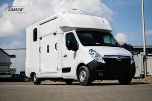 OPEL Movano transportador de caballos nuevo