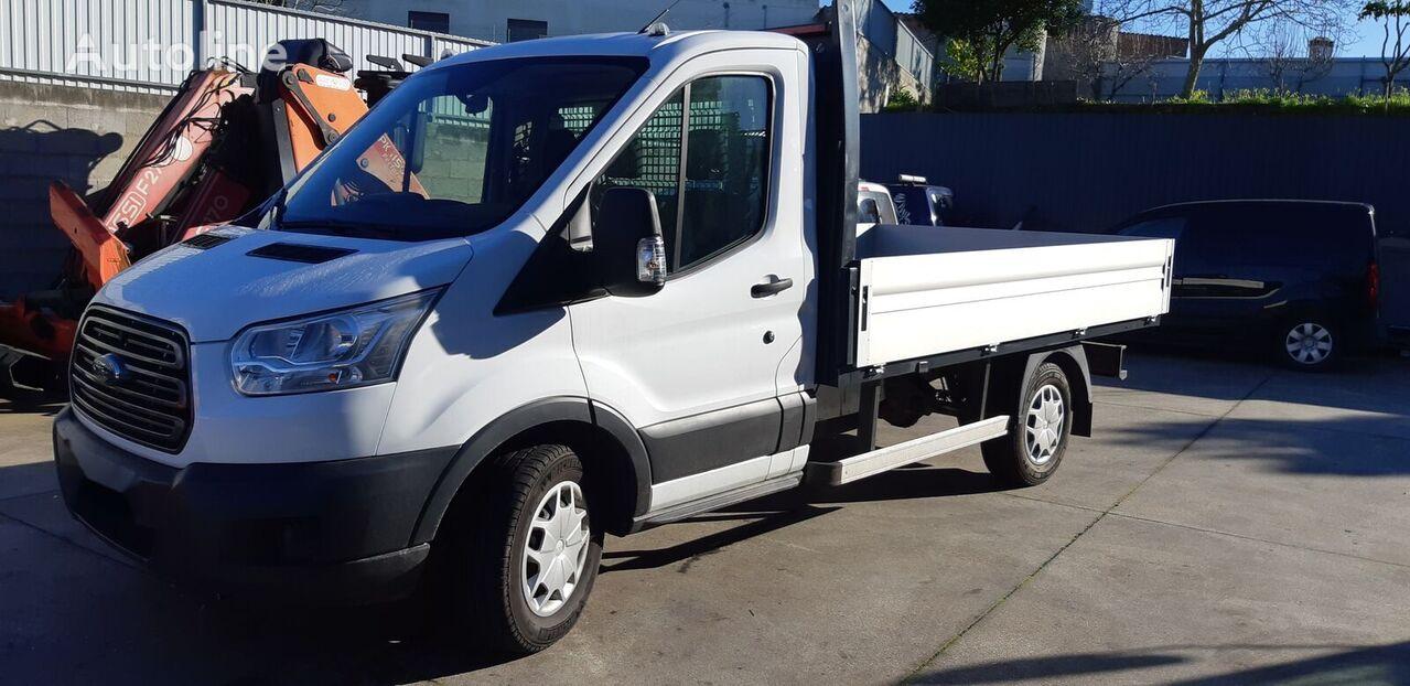 FORD TRANSIT  camión caja abierta < 3.5t