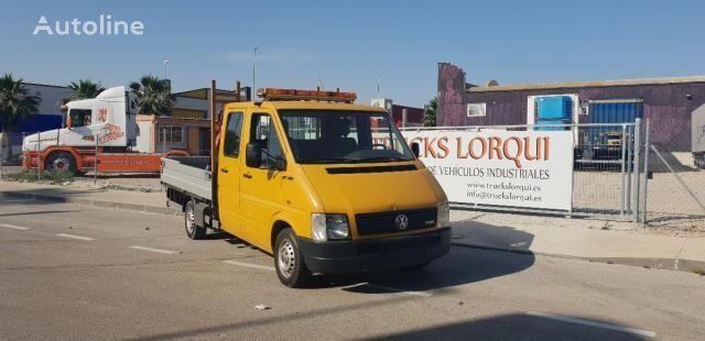 VOLKSWAGEN LT28 + grua maxilift 130 camión caja abierta < 3.5t
