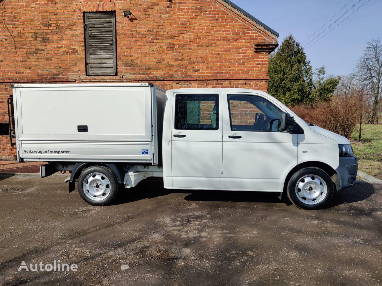 VOLKSWAGEN Transporter 4×4 camión caja abierta < 3.5t