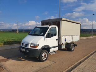 RENAULT MASTER camión con lona corredera < 3.5t