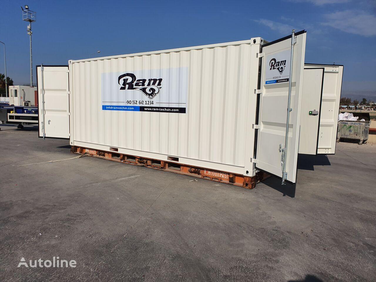 Ram Container Cooling Box 20 Feet and 40 Feet - RAM-ICECHAN camión frigorífico < 3.5t nuevo