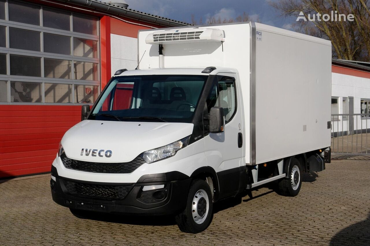 IVECO Daily 35S13 Kühlkoffer 3,65m Thermoking LBW TÜV camión frigorífico < 3.5t