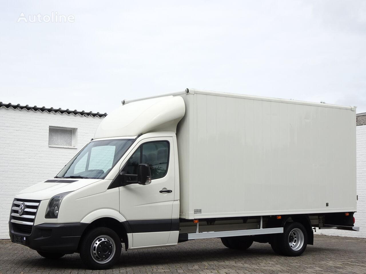 VOLKSWAGEN Crafter 2.5 Tdi 100 kw Koffer Maxi 450L Klima Lkw 3,5t Euro 4 camión furgón < 3.5t