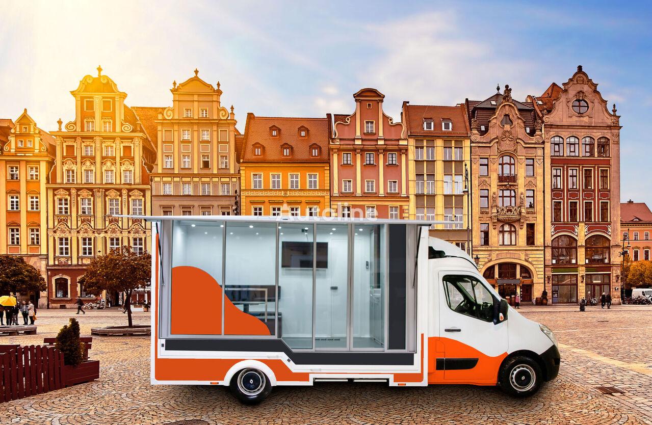 BANNERT EVENT, Office Mobil, Handlowy, IMBISS, Verkaufmobil  camión tienda < 3.5t nuevo