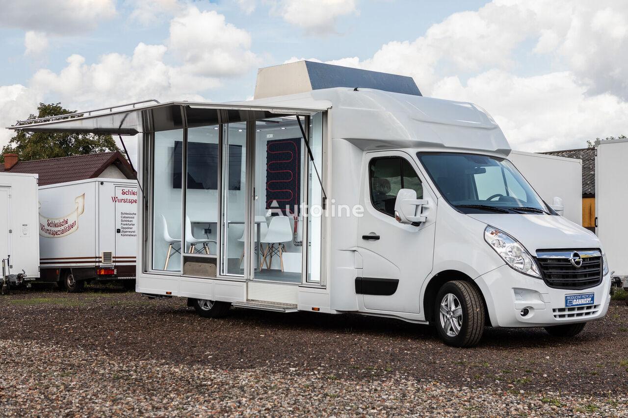 BANNERT Samochód Eventowy/Eventauto/Event car camión tienda < 3.5t nuevo
