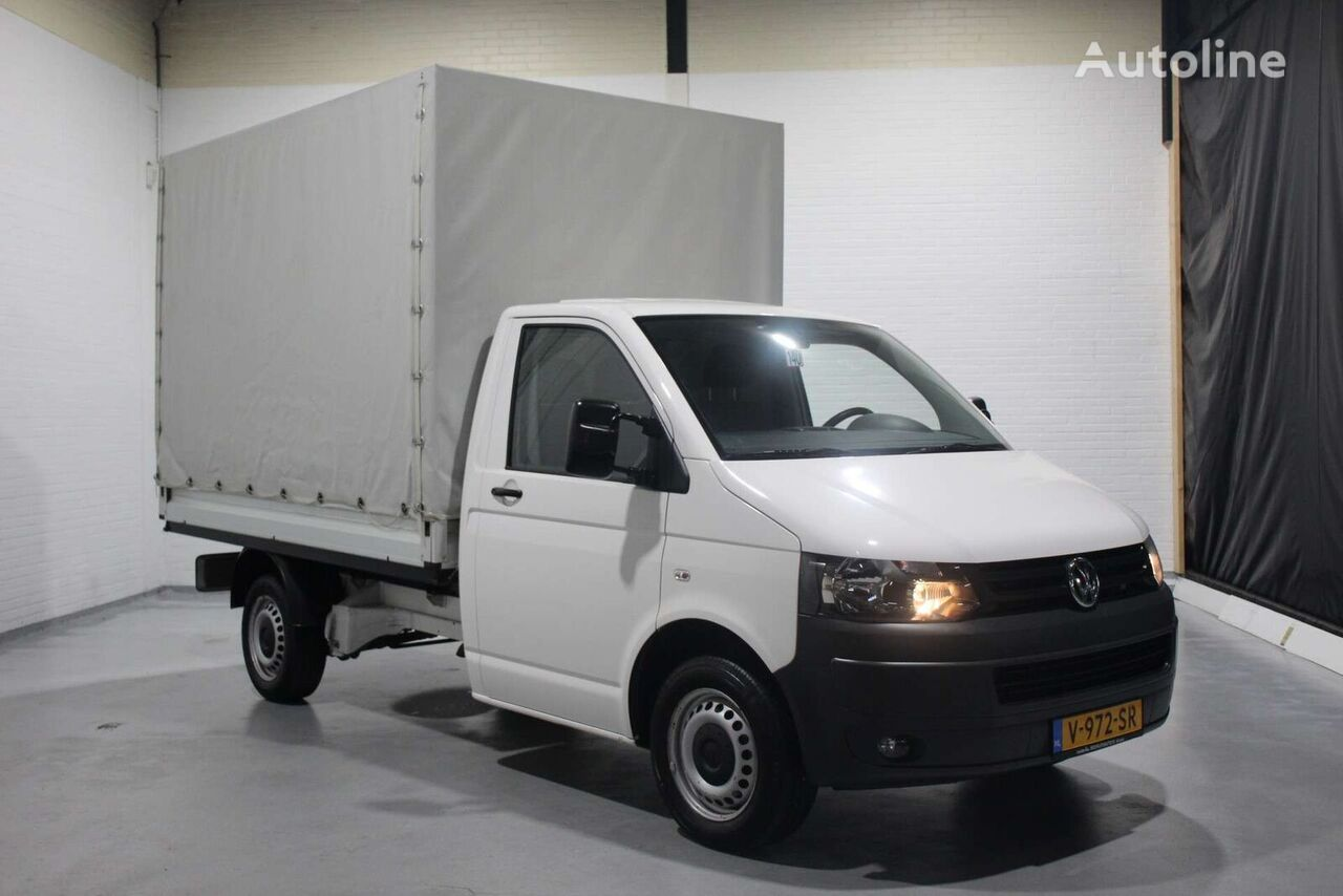 VOLKSWAGEN Transporter T5 L2H1 huifwagen huif camión toldo < 3.5t