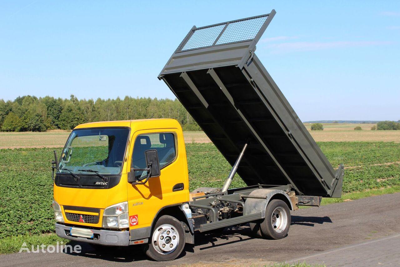 Mitsubishi Fuso Canter camión volquete < 3.5t