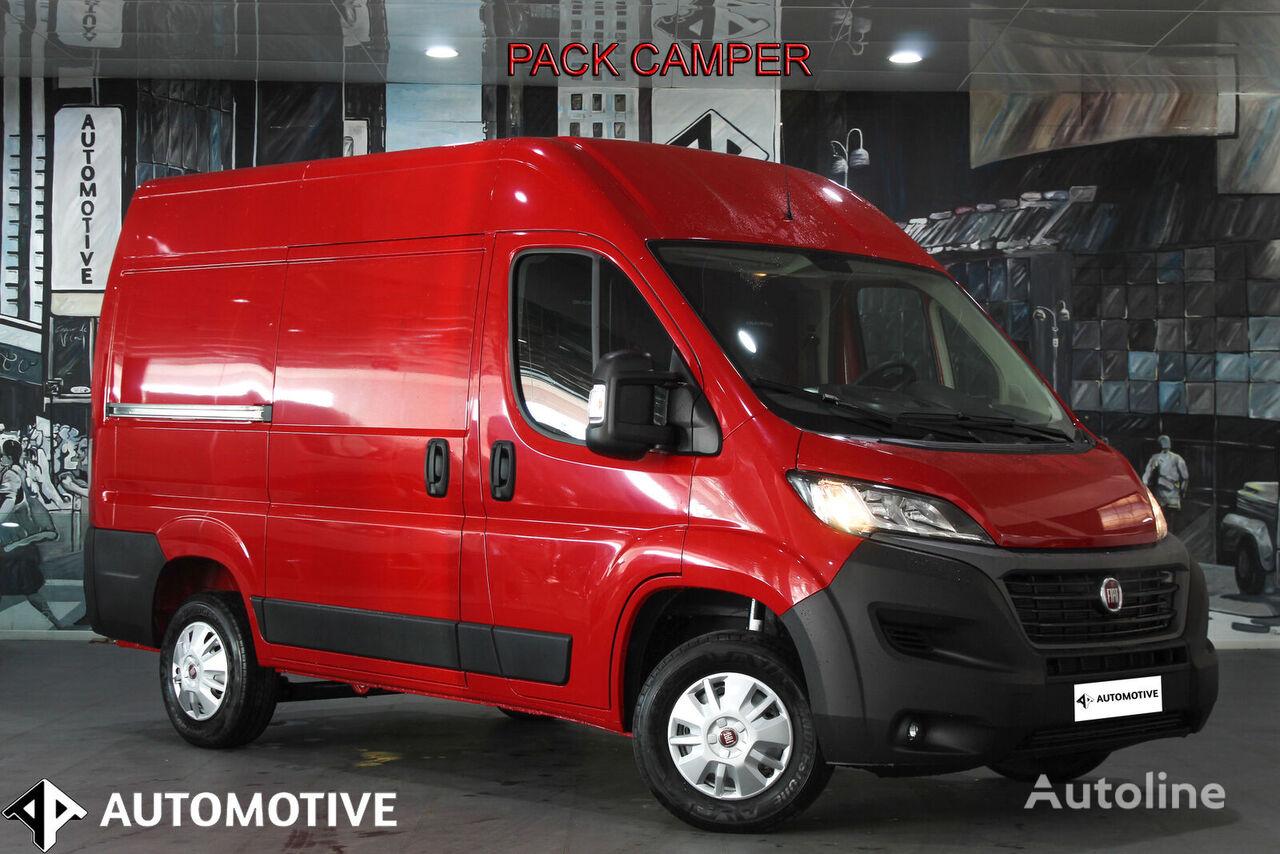 FIAT Ducato Fg 30 L1H2 120CV PACK CAMPER / ANDROID AUTO & APPPLE CARP furgón nuevo