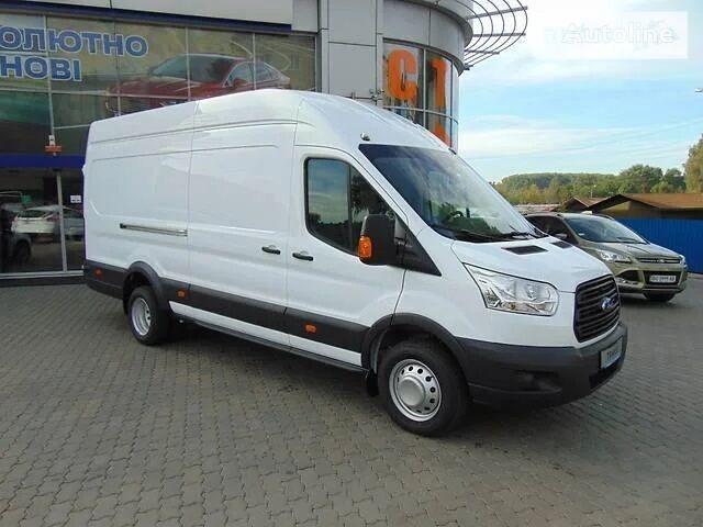 FORD Transit Van V363 R470L4H3 furgón nuevo