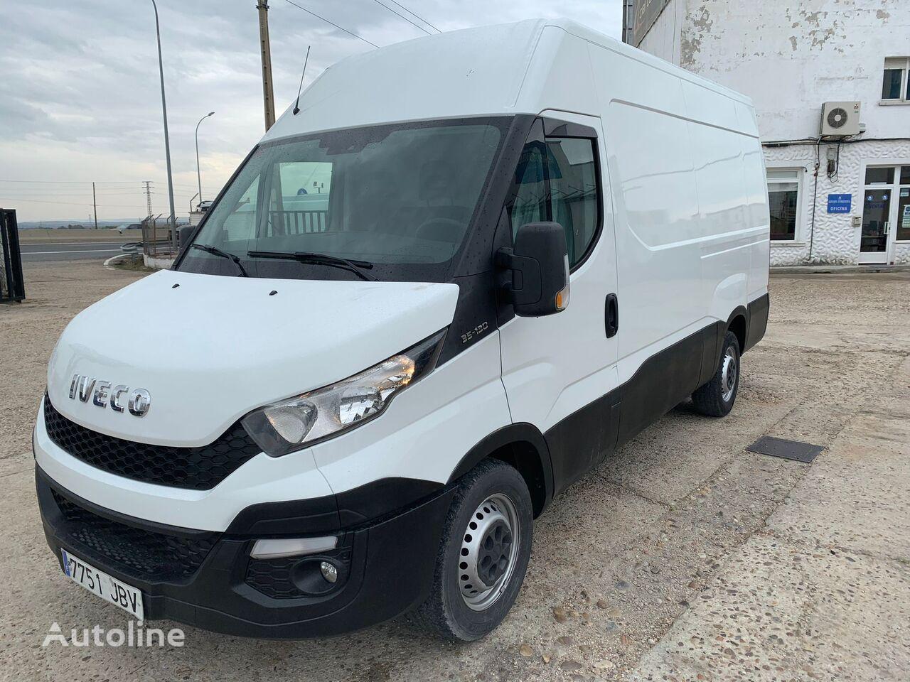 IVECO Daily 35S13 12M3 furgoneta