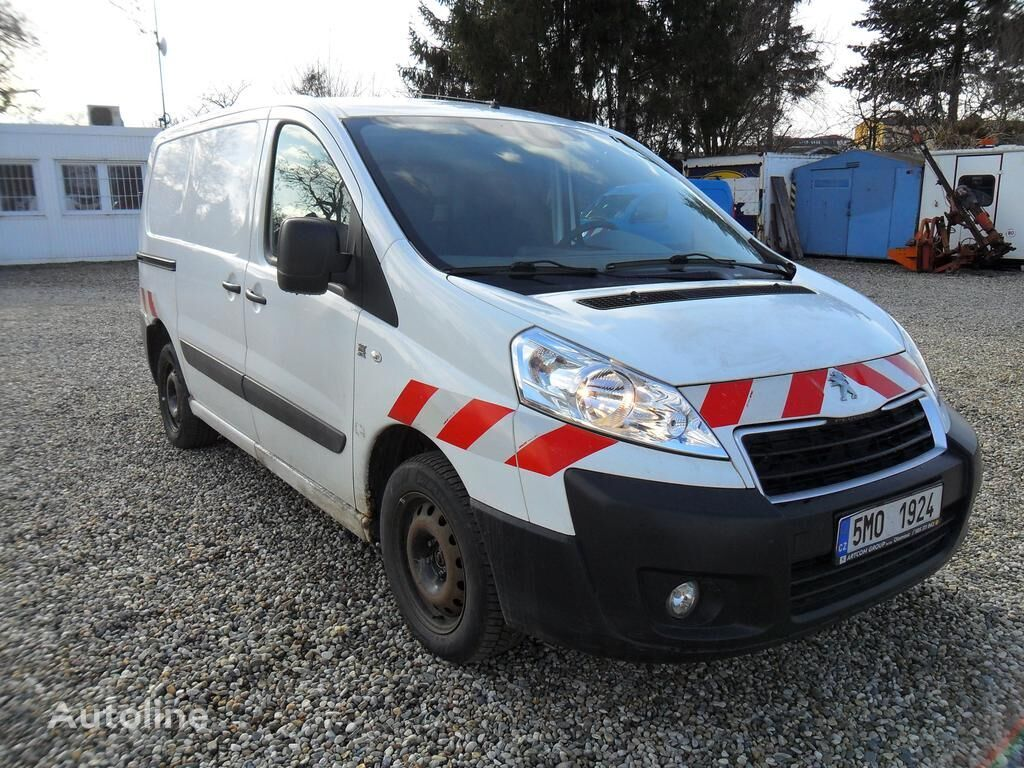 PEUGEOT 2.0 4x4 furgoneta
