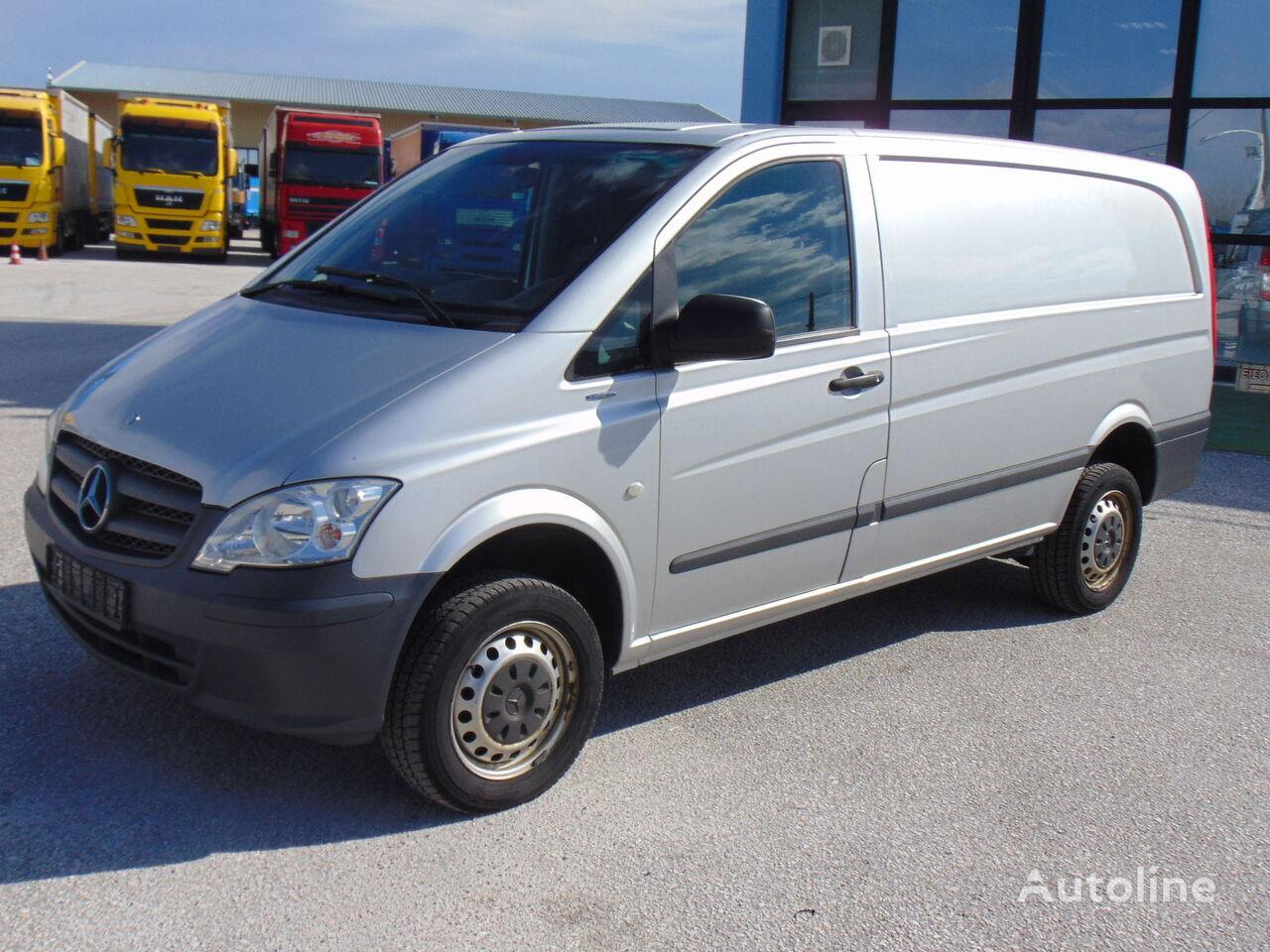 MERCEDES-BENZ 116 CDI 4X4 / EURO 5a furgoneta pequeña