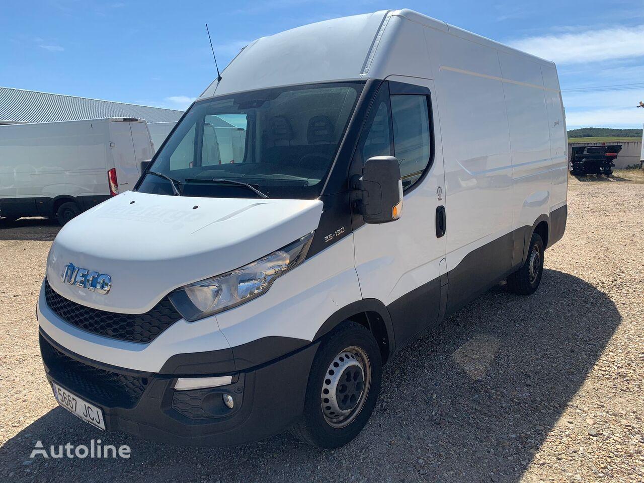 IVECO 35S13 furgoneta