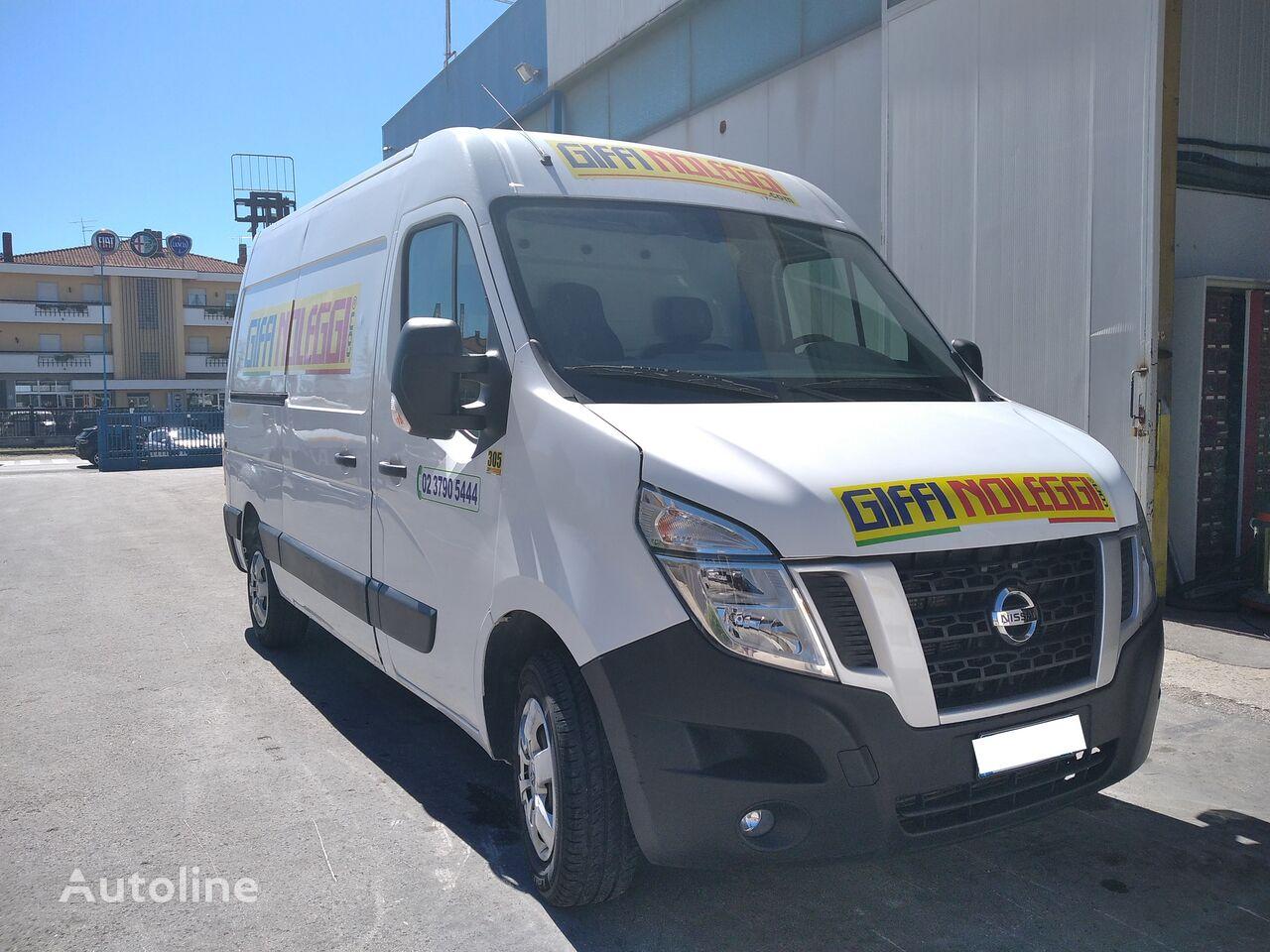 NISSAN NV400 furgoneta